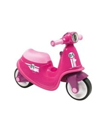 Smoby - Ride On - Scooter - Pink (I-721002)