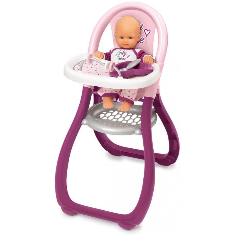Smoby - Baby Nurse - Highchair (I-7220342)