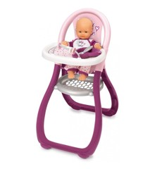 Smoby - Baby Nurse - Highchair (I-7220342)