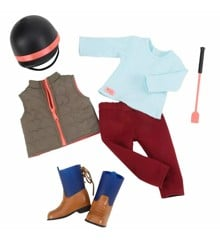Our Generation - Well Groomed Deluxe Riding Outfit (730267)