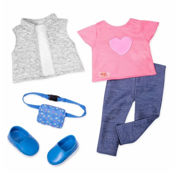 Our Generation - Travel Outfit (730394)