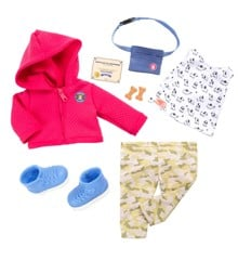 Our Generation - Dogtrainer Deluxe Doll Outfit (730417)