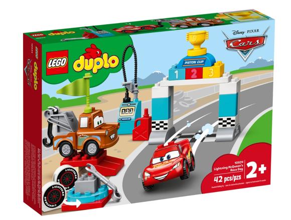 LEGO DUPLO - Lynet McQueens racerløbsdag (10924)