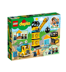 LEGO DUPLO - Nedrivningsarbejde (10932)