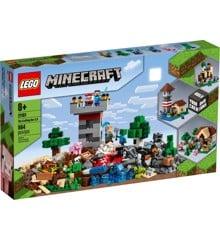 LEGO Minecraft - Crafting-boks 3.0 (21161)