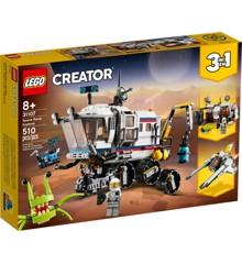 LEGO Creator - Rumudforskningskøretøj (31107)