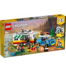 LEGO Creator - Familieferie med campingvogn (31108)