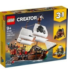 LEGO Creator - Pirate Ship (31109)