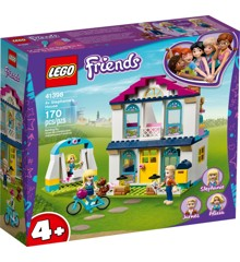 LEGO Friends - 4+ Stephanie's House (41398)