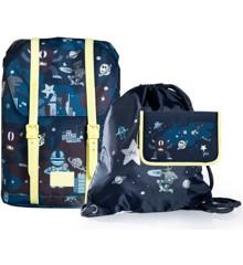 Frii of Norway - School Bag set - Superhero