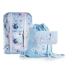 Frii of Norway - School Bag set - Playful Fairytale