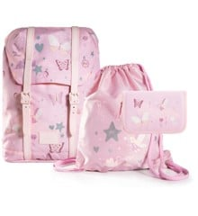 Frii of Norway - School Bag set - Butterflies