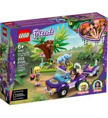 LEGO Friends - Elefantunge-redning i junglen (41421)