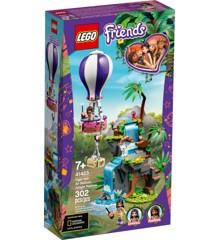 LEGO Friends - Tiger-ballonredning i junglen (41423)