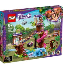LEGO Friends - Redningsstation i junglen (41424)