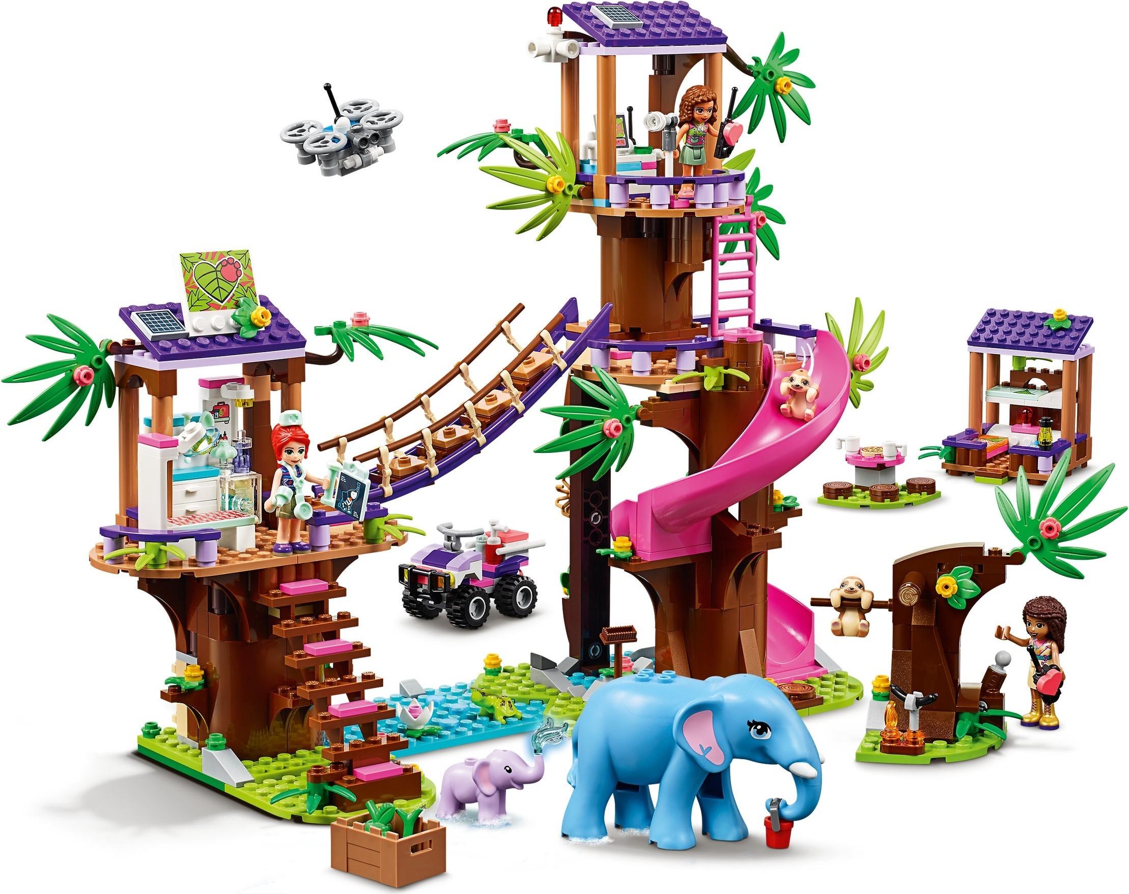 Buy LEGO Friends - Jungle Rescue Base (41424)