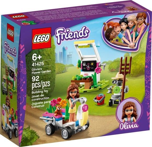 LEGO Friends - Olivia's Flower Garden (41425)