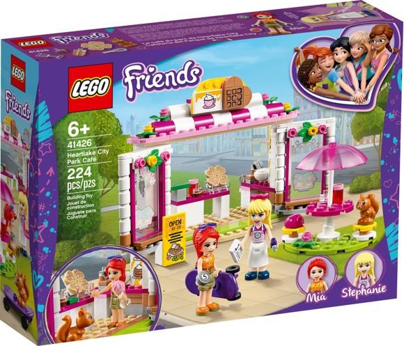 LEGO Friends - Heartlake City Park Café (41426)