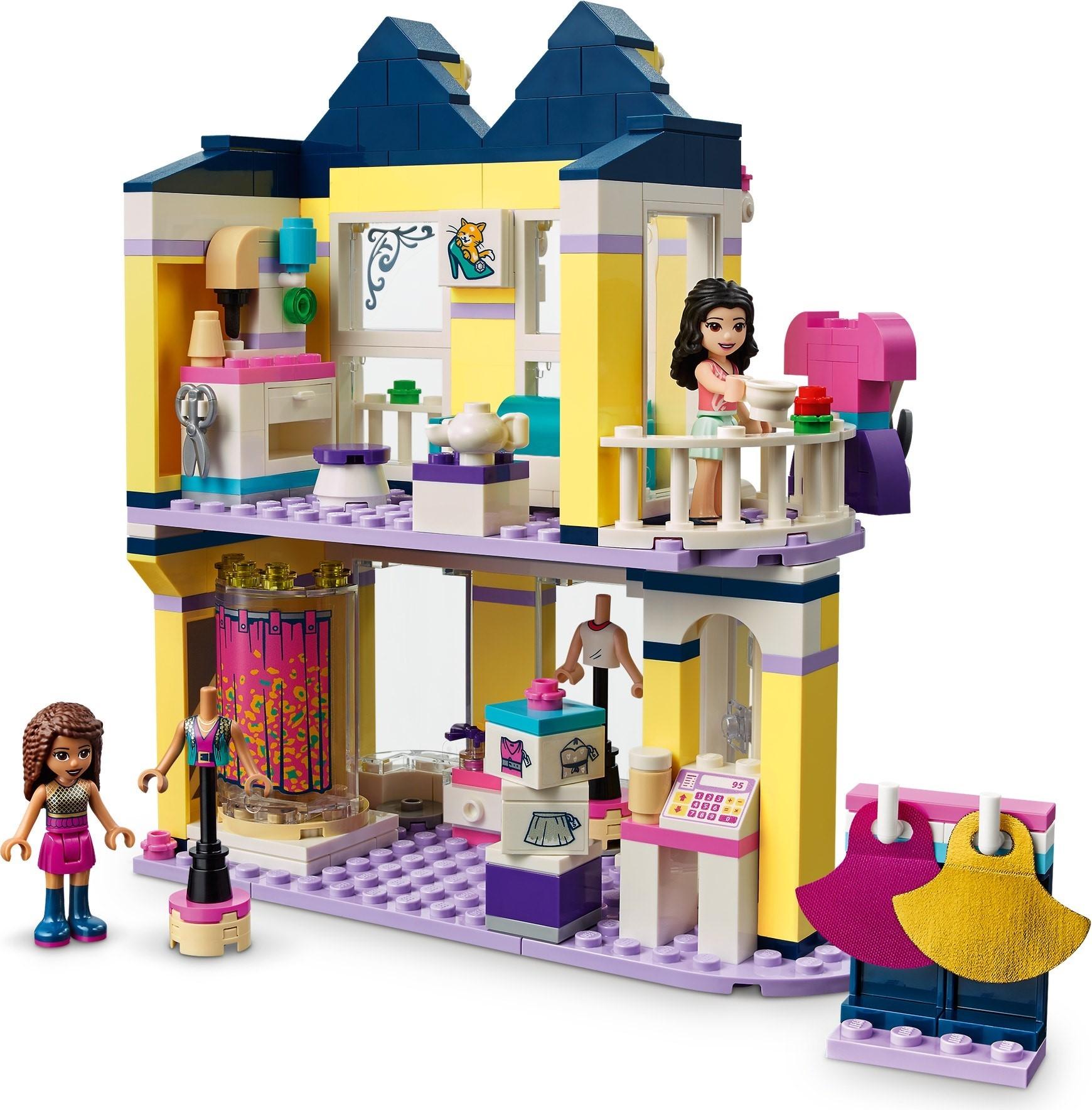 Koop LEGO Friends - Emma's Fashion Shop (41427) - incl ...
