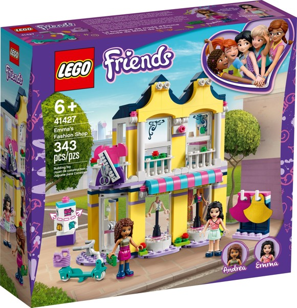 LEGO Friends - Emma's Fashion Shop (41427)
