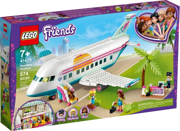 LEGO Friends - Heartlake City Airplane (41429)