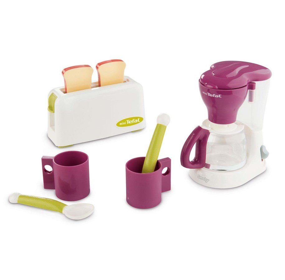 Smoby -  Tefal Breakfast set (I-7310507)