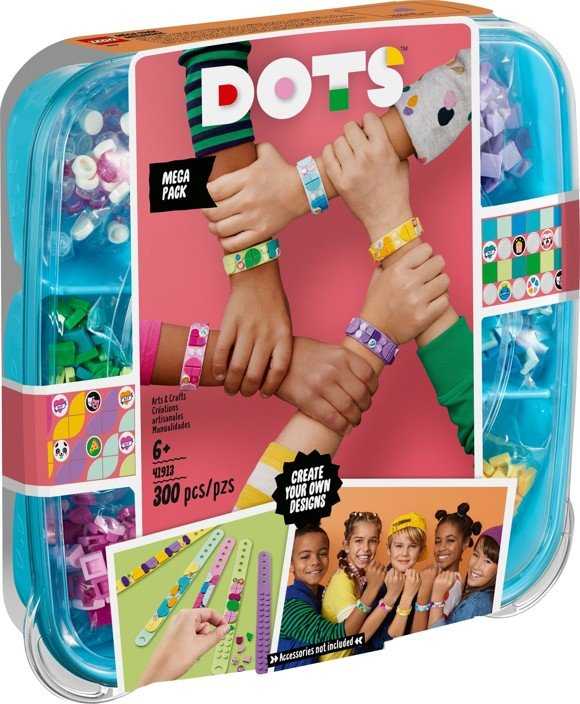 LEGO Dots - Bracelet Mega Pack (41913)