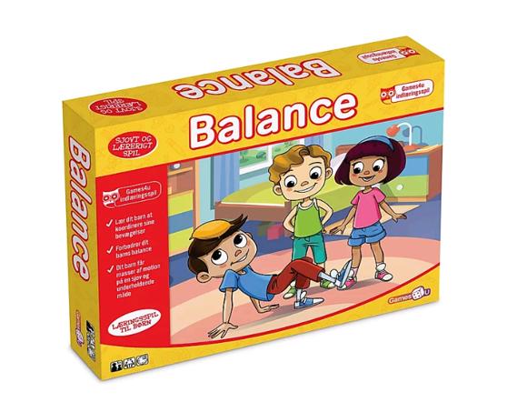 Games4u - Balance