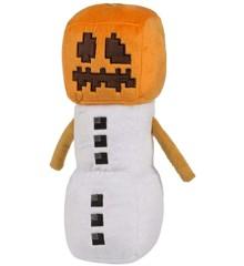 "Minecraft 11.5"" Snow Golem Plush"