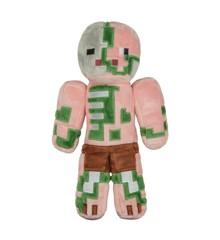 "Minecraft 12"" Zombie Pigman Plush"