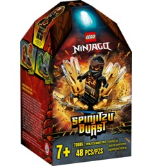LEGO NInjago - Spinjitzu Burst - Cole (70685)
