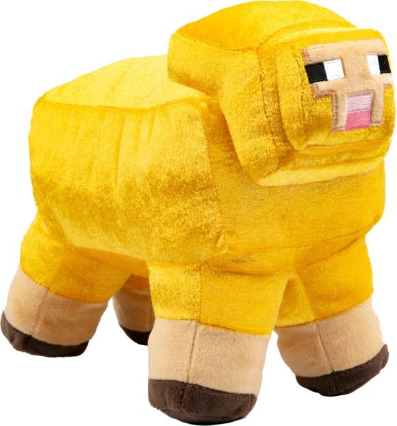 Minecraft Adventure Gold Sheep Plush (Limited Edition)