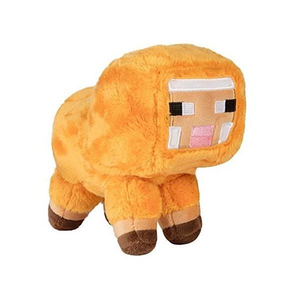 Minecraft Event Baby Sheep Plush