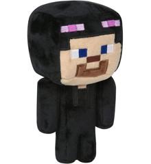 Minecraft Happy Explorer Steve in Enderman Plush