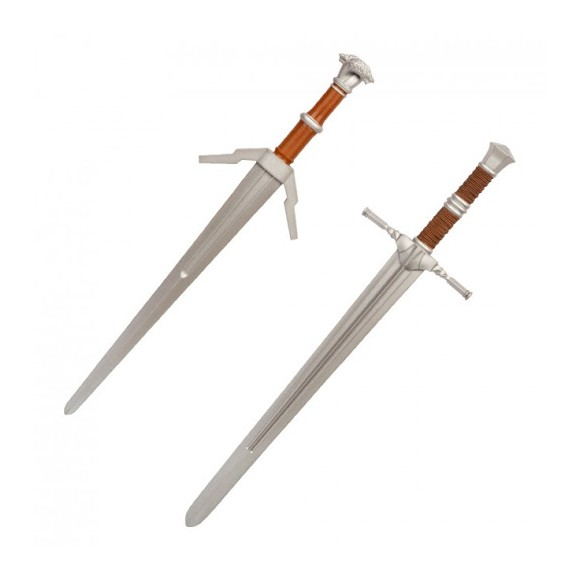 The Witcher 3 Foam Sword Set Replica 1:1