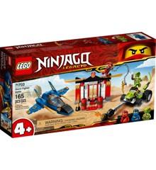 LEGO Ninjago - Stormjagerkamp (71703)