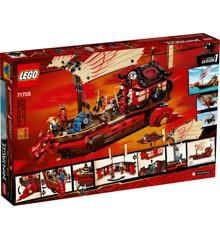 LEGO Ninjago - Skæbnebåden (71705)