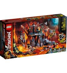 LEGO Ninjago - Rejsen til kraniefangekældrene (71717)
