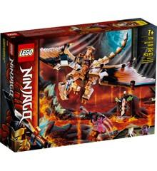 LEGO Ninjago - Wus kampdrage (71718)