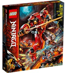 LEGO Ninjago - Ildstensrobot (71720)
