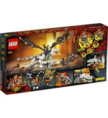 LEGO Ninjago - Kranietroldmandens drage (71721)