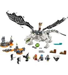 LEGO Ninjago - Skull Sorcerer's Dragon (71721)