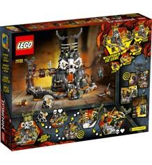 LEGO Ninjago - Kranietroldmandens fangekældre (71722)
