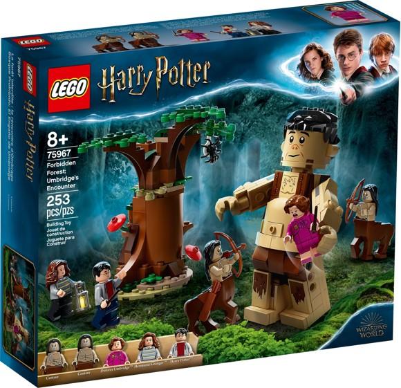 LEGO Harry Potter - Forbidden Forest: Umbridge's Encounter (75967)