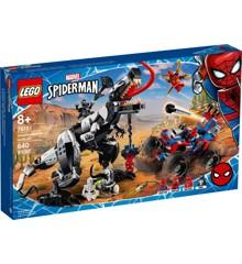 LEGO Super Heroes - Venomosaurus Baghold (76151)