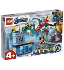 LEGO Super Heroes - Avengers – Lokes vrede (76152)