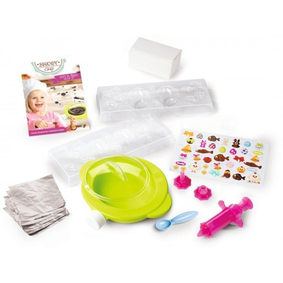 Smoby - Chef - Chocolate Set (I-7312105)