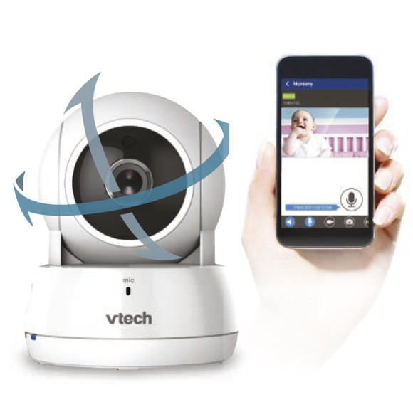 Vtech - Video Babyalarm VC990