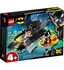 LEGO Super Heroes - Batbåd – Pingvinjagten! (76158)
