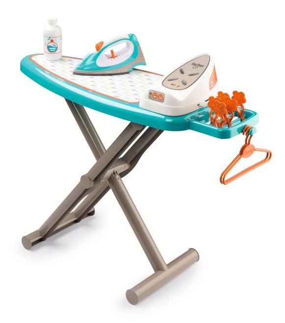 Smoby - Ironing Board + Stream Iron (I-7330118)